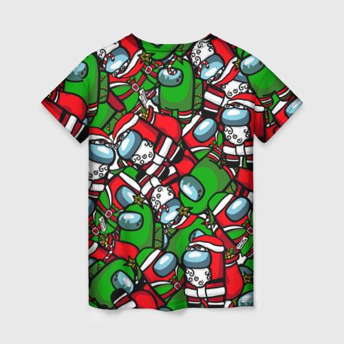 Merchandise Women'S T-Shirt New Year Eve'S Among Us