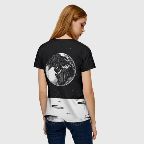 Merchandise Women'S T-Shirt Among Us Open Space