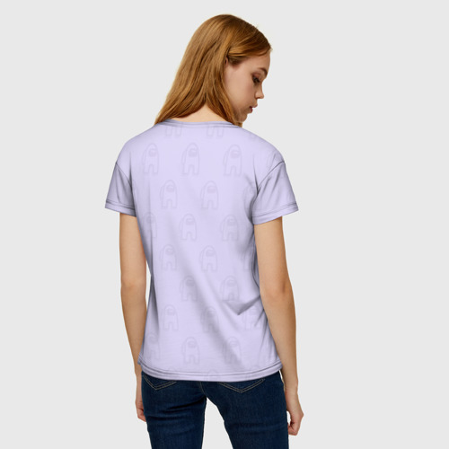 Collectibles Spaceman Women'S T-Shirt Among Us Crewmates
