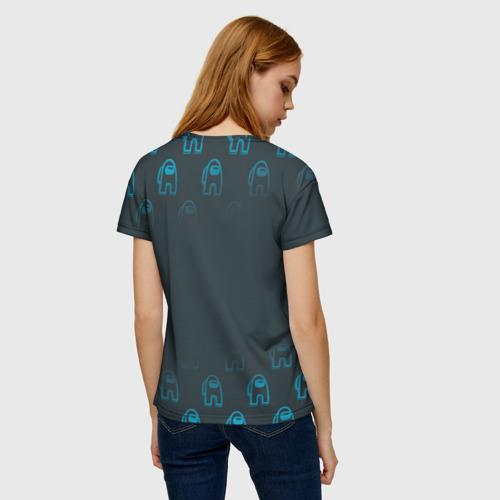 Merchandise Among Us Women'S T-Shirt Among Us Guess Who Board Game