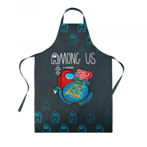 - People 1 Apron Fullprint Front White 500 197