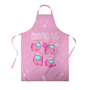 - People 1 Apron Fullprint Front White 500 199