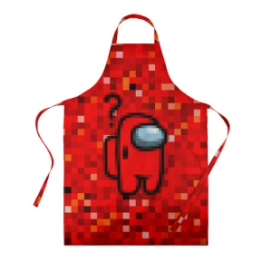- People 1 Apron Fullprint Front White 500 203