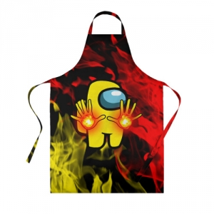 - People 1 Apron Fullprint Front White 500 204
