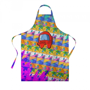 - People 1 Apron Fullprint Front White 500 211