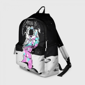 Merch Backpack Among Us Open Space