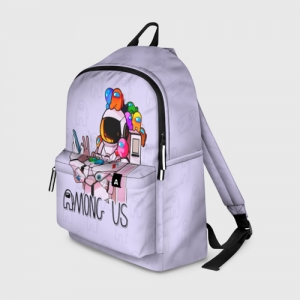 Merch Spaceman Backpack Among Us Crewmates