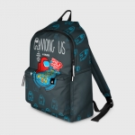 - People 1 Backpack Full Front White 500 200