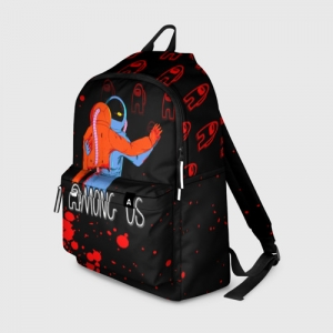 Merch Deadly Dance Backpack Among Us
