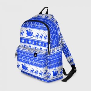 - People 1 Backpack Full Front White 500 202