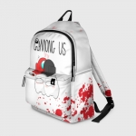 - People 1 Backpack Full Front White 500 204