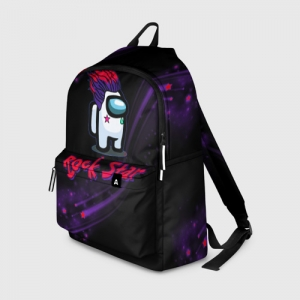 - People 1 Backpack Full Front White 500 209