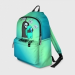 - People 1 Backpack Full Front White 500 210