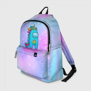 - People 1 Backpack Full Front White 500 211
