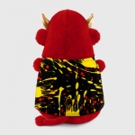 People_1_Bull_Gift_3D_Back_Red_500