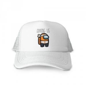 - People 1 Cap Trucker Front White 500 58