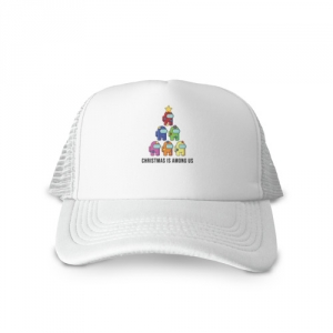 - People 1 Cap Trucker Front White 500 59