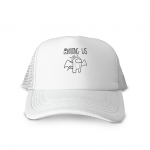 - People 1 Cap Trucker Front White 500 60