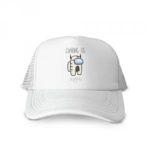 - People 1 Cap Trucker Front White 500 61