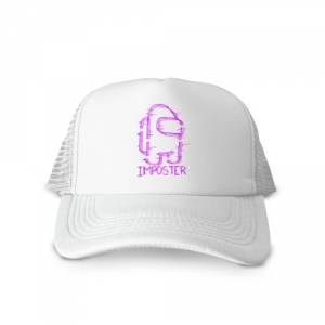 - People 1 Cap Trucker Front White 500 63