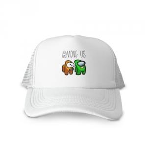 Merchandise Among Us Trucker Cap Killer Cotton