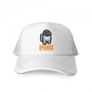 - People 1 Cap Trucker Front White 500 69