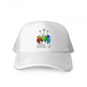 - People 1 Cap Trucker Front White 500 72