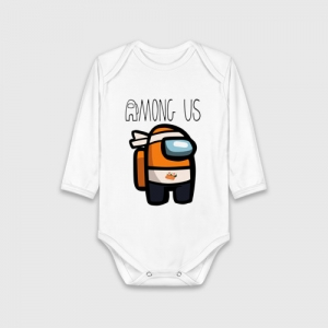 - People 1 Child Bodysuit Front White 500 49