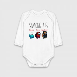 - People 1 Child Bodysuit Front White 500 53