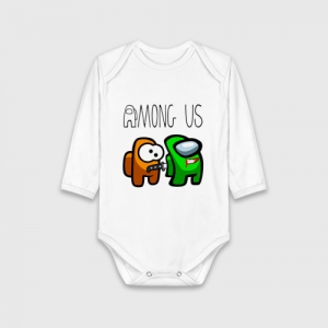- People 1 Child Bodysuit Front White 500 55
