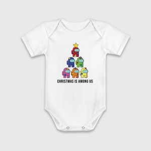 - People 1 Child Bodysuit Short Front White 500 50