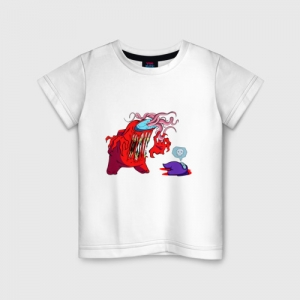 Merchandise - Impostor'S Kids Cotton T-Shirt Among Us