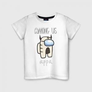 Collectibles - Kids Cotton T-Shirt Among Us Appa