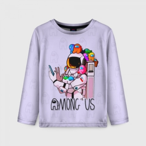 - People 1 Child Longsleeve Front White 500 305