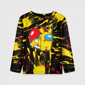 Collectibles Among Us Kids Long Sleeve Sus Blot