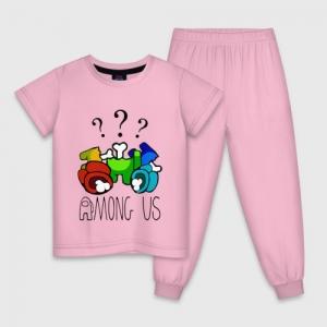 - People 1 Child Pajamas Front Lightpink 500 107