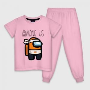 - People 1 Child Pajamas Front Lightpink 500 91