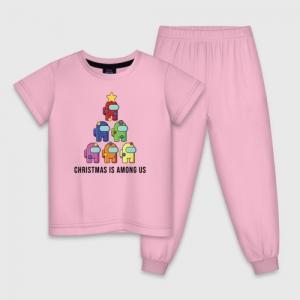 - People 1 Child Pajamas Front Lightpink 500 92