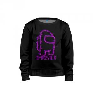 - People 1 Child Sweatshirt Cotton Front Black 500 30