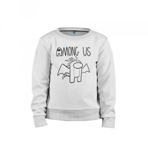 - People 1 Child Sweatshirt Cotton Front White 500 72