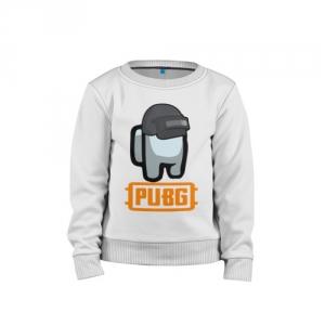 - People 1 Child Sweatshirt Cotton Front White 500 81