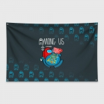 - People 1 Flag Banner Front White 500 178