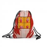 - People 1 Gym Sack Front White 500 309