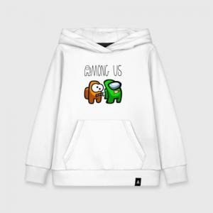 Merchandise Among Us Kids Cotton Hoodie Killer