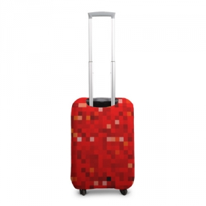 - People 1 Luggage Cover Back White 500 221