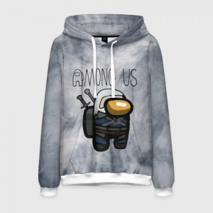 Collectibles Men'S Hoodie Among Us X The Witcher