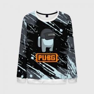 Merchandise Men'S Sweatshirt Battle Royale Pubg Crossover