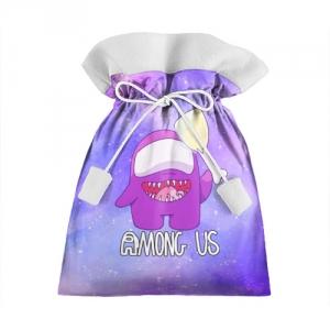 Merchandise Gift Bag Among Us Imposter Purple