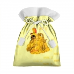 Collectibles Gift Bag Among Us Yellow Imposter Pointing