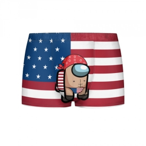 Collectibles Men'S Underpants Among Us American Boy Ricardo Milos